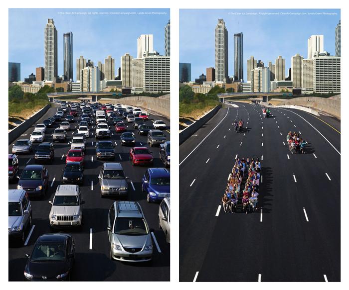commute pic